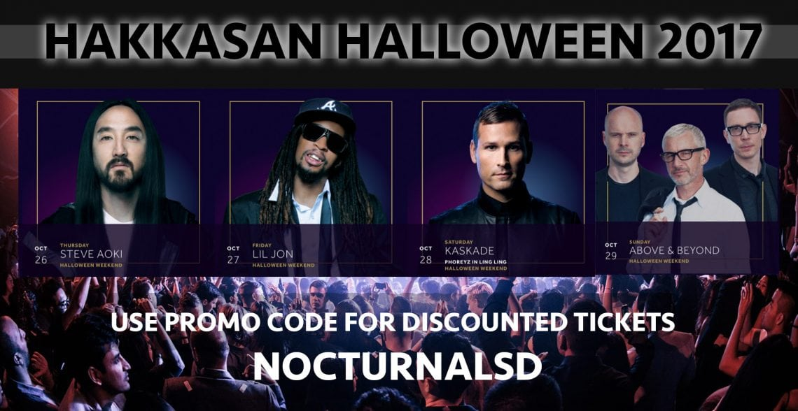 Hakkasan Group Promo Code & Deal
