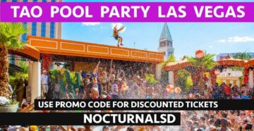 Tao Beach Las Vegas Discount Promo Code 2017