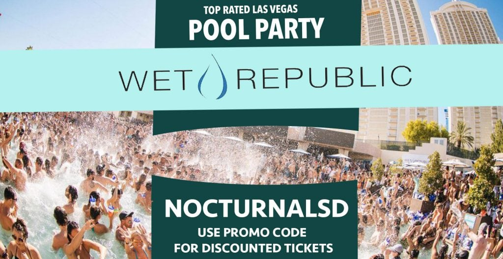 Wet Republic Pool Party 2017 Tickets Discount Promo Code Las Vegas