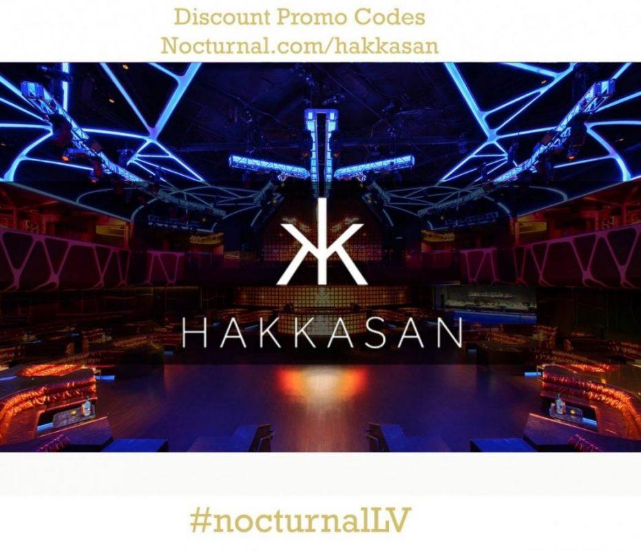 Hakkasan Nightclub Promo Code Las Vegas Tickets Guest List