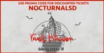 Hardrock Halloween Party 2017 Ticket Discount Promo Code San Diego