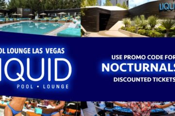 Liquid Pool Lounge Las Vegas Pool Party Ticket Promo Code 2017