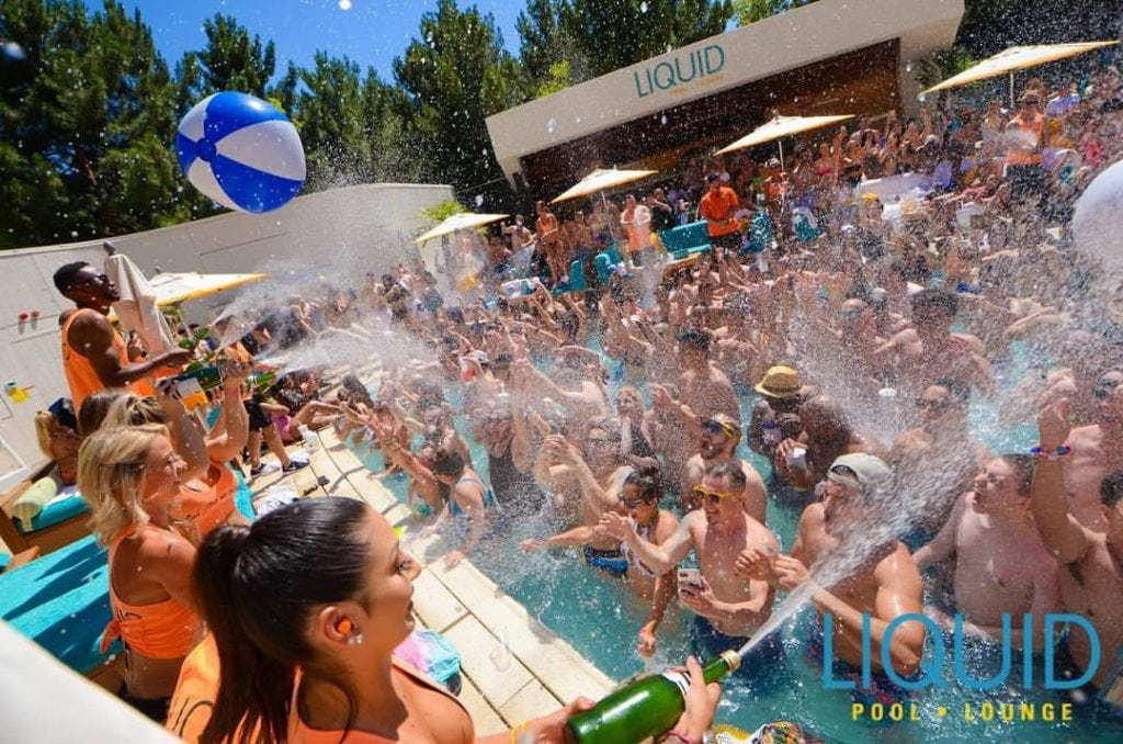 Pool Party Vegas