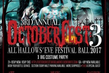 Belmont Halloween Fest 3 2017 DISCOUNT PROMO CODE TICKETS Austin Ball Festival party costume vip table hotel best things to do in austin or halloween