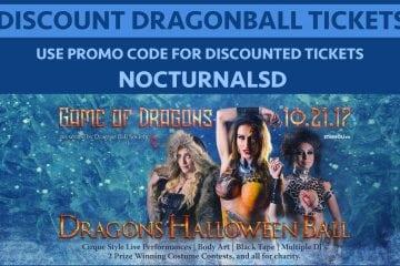 Dragon Halloween Ball Dallas DISCOUNT PROMO CODE 2017 event