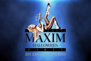 Invitation Code 2017 Maxim Halloween Party LA Center Studios admission vip