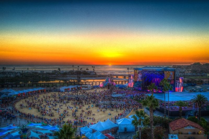 Kaaboo 2018 event location
