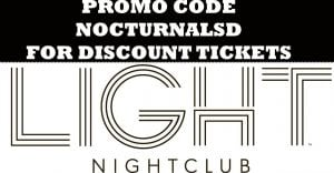 Light NightClub Las Vegas Mandalay Bay PROMO CODE 2017 Tickets Guest list vip promoter
