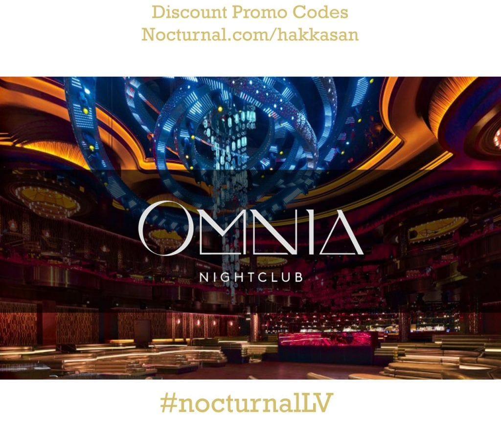 Omnia Las Vegas Nightclub Promo Code Discount Tickets lineup dj backstage vip table dance floor