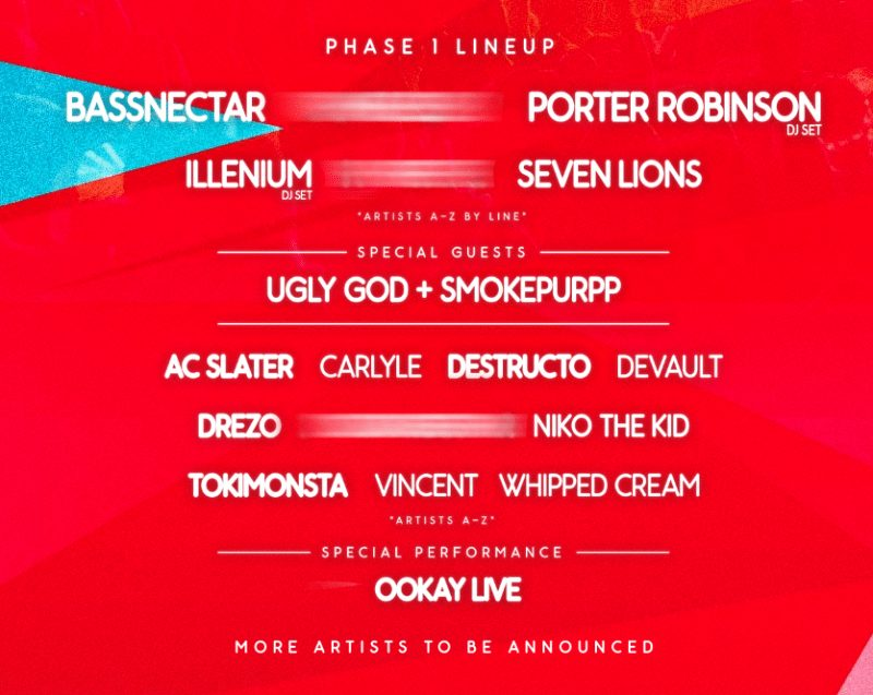 lights all night dallas lineup 2017 nye