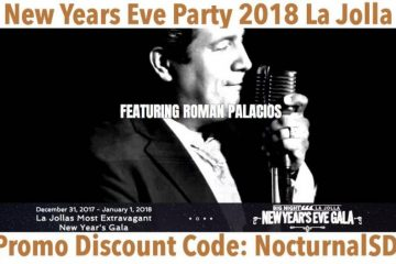 Big Night New Years Eve Gala 2018 Discount Promo Code Tickets La Jolla
