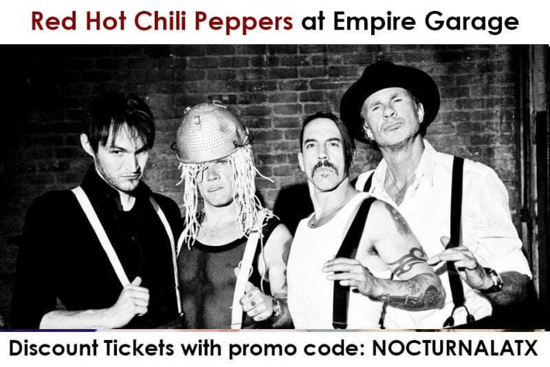 About Red Hot Chili Peppers