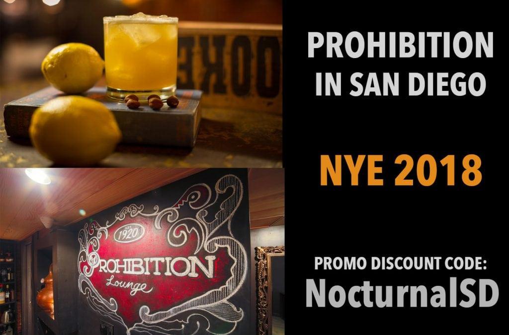 Discount San Diego NYE Bottle Service