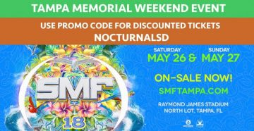 Sunset Music Festival 2018 Discount Promo Code Tickets Tampa