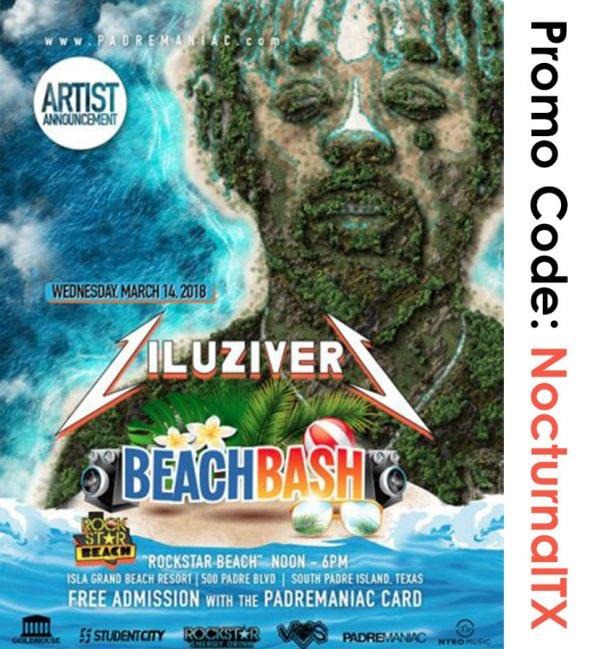Iluziver Beach Bash South Padre 2018
