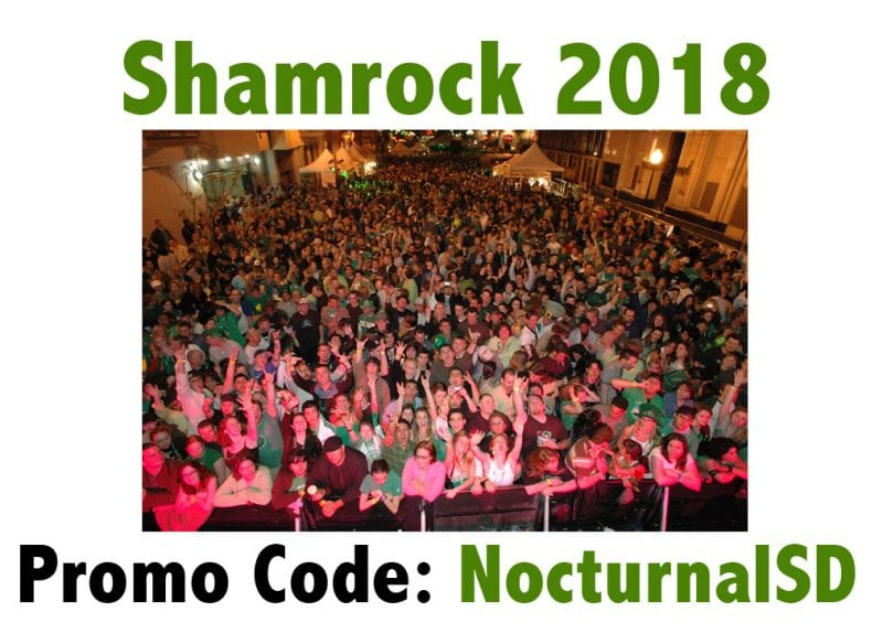 Shamrock General Admission Tickets