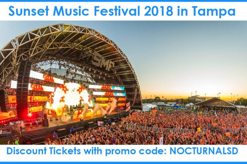 Sunset Music Festival Tickets