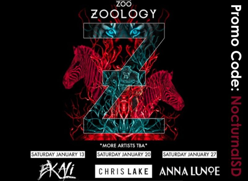 ZOOLOGY 2018 Collective Zoo Promo Code Las Vegas Discount
