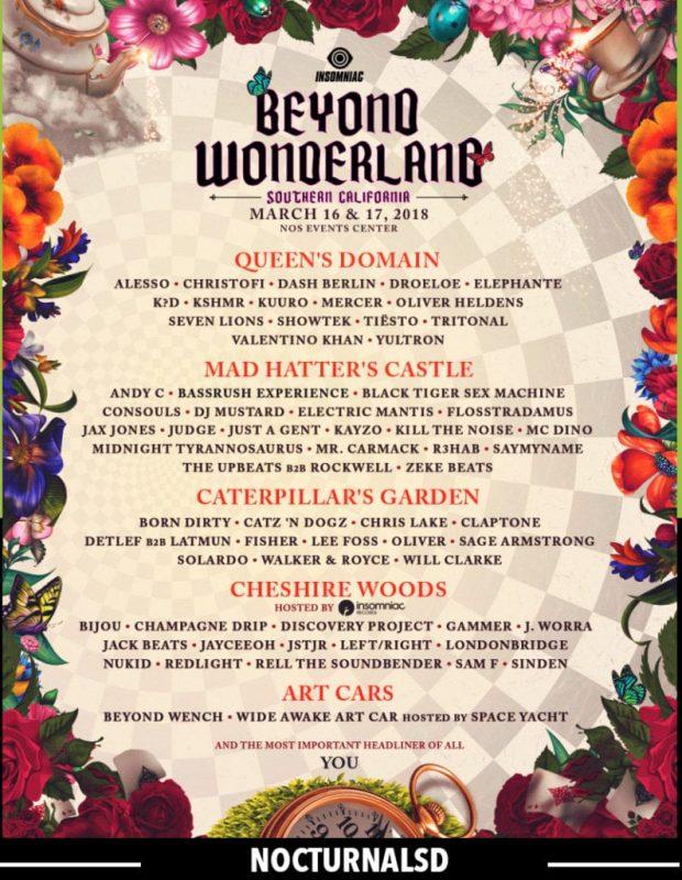 Beyond Wonderland 2018 Promo Code Discount San BernardinoBeyond Wonderland 2018 Promo Code Discount San Bernardino
