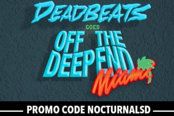 Deadbeats Goes Off The Deep End 2018 Discount Promo Tickets Miami
