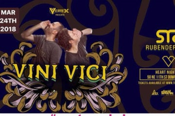 Vini Vici Miami Music Week Promo Code NOCTURNALSD Heart Nightclub 2018 Spring Break mmw sls vip bottle table