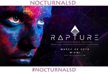rapture electronic music festival discount promotional code coupon tickets Historic Virginia Key Beach Park events nightlife day parties music festivals mmw 2018 south beach sls