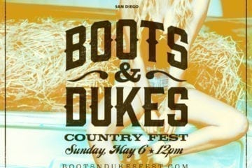 Boots and Dukes country fest tickets discount promotional code hard rock san diego gaslamp, vip, guest list, general admission, party, event, concert, live music, food, drinks, beer, bbq, line dancing, two stepping, dance classes, hard rock hotel pool top float