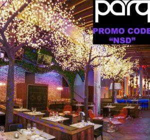 Parq Nightclub vip services