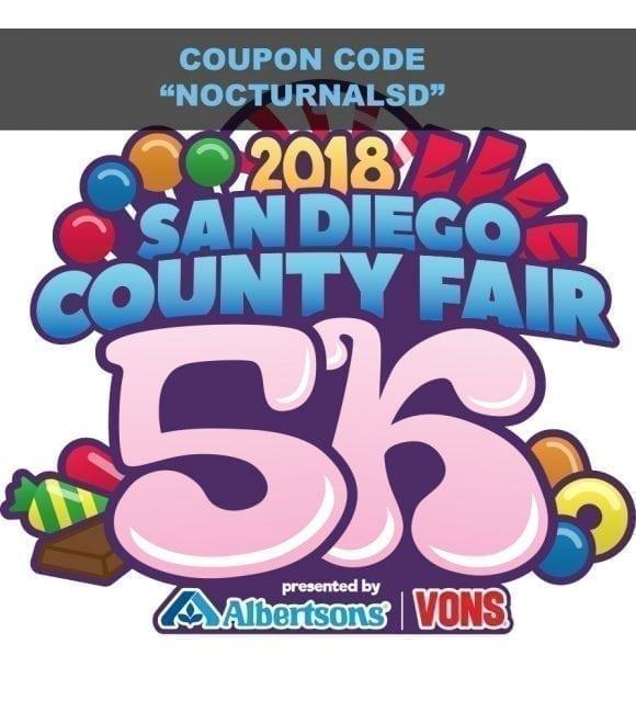 san diego county fair 5k run2018 del mar go vavi discount promotional coupon code 2018 june