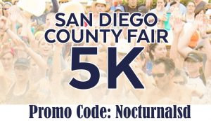 san diego county fair 5 k run discount tickets registeration