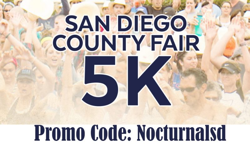 san diego county fair 5 k run discount tickets registeration