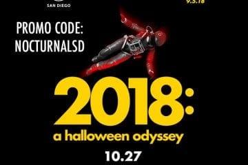 HardRock Halloween Odyssey Promo Code