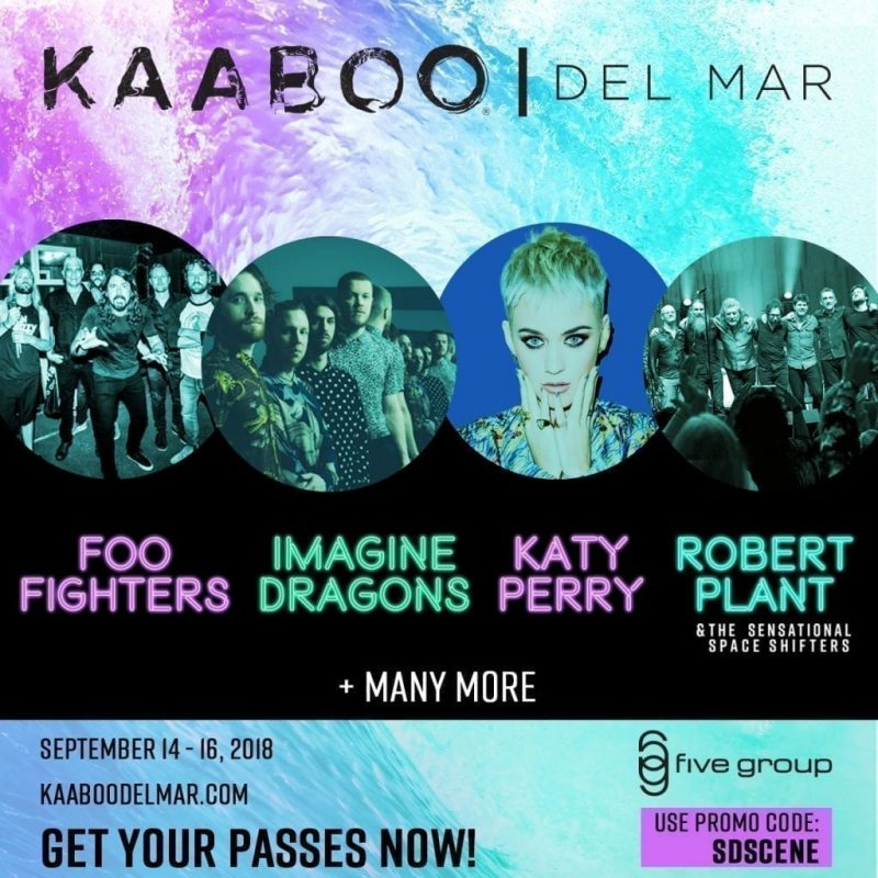 Kaaboo Bask Cabana Promo Code VIP Reservations 2018 hang five hang ten hang loose ultimate hang