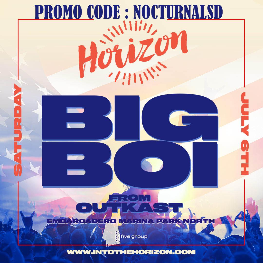 Horizon Music Festival Promo Code embarcedero marina park north