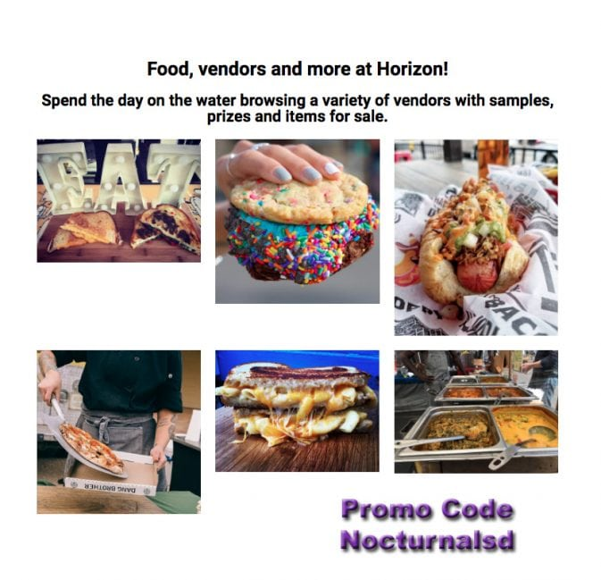 horizon music fest food vendors embarcadero marina noth 2018 discount promo code food vendors five group urban angels downtown san diego sea port village