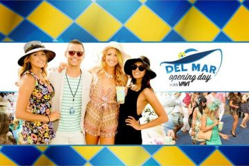 vavi opening day del mar coupon code party buses 2018 race track horses betting transportation entry admission information