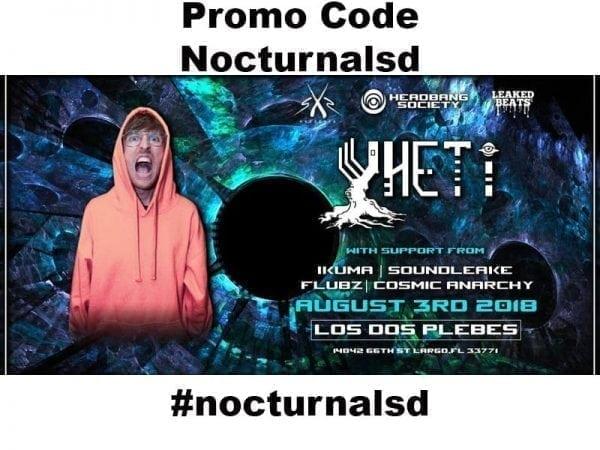 Kill The Noise TENN Nightclub, Stylust Beats Tampa, ILL. GATES Los Dos Plebes, YHETI Los Dos Plebes, Tickets discount promo code sxs presents, lineup