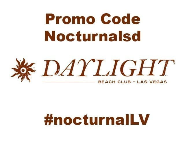 day light vegas promo code