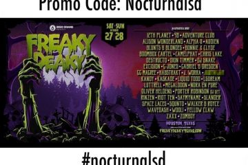 something wicked is now freaky deaky promo code