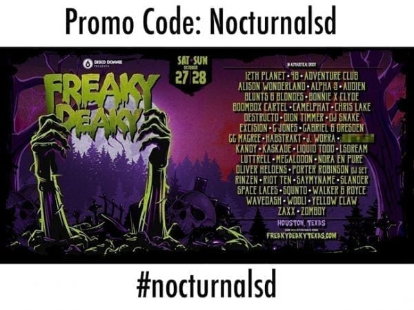 Freaky Deaky Promo Code 2018
