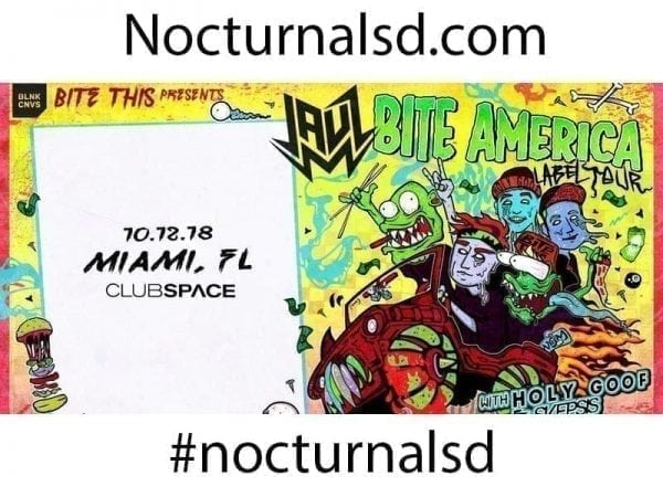 18 and up event free guest list Jauz Club Space Miami Discount Tickets free tickets
