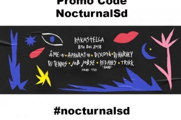 "Rakastella 2018 Promo Code ""nocturnalsd"" Innervisions Life Death, tickets passes wrist band general admission, early bird, vip, discount, music festival"