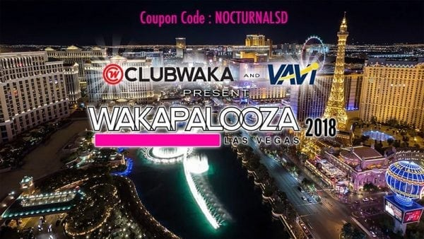 Waka palooza las vegas 2018 kick ball volleyball founders cups flip cup 2018 discount code coupon promotional code