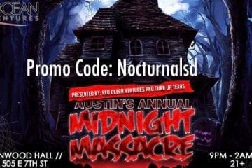 Ironwood Hall Halloween 2018 promo code discount tickets