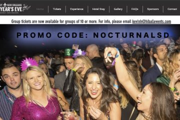 Big Night New Orleans NYE Promo Code