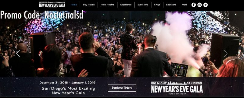 hyatt nye san diego 2019 2018 downtown discount vip main event general admission