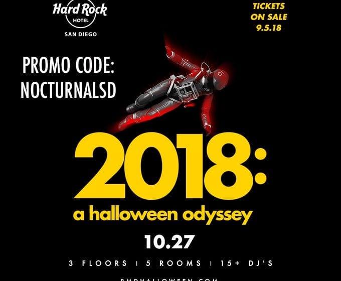 Hard Rock Odyssey Promo Code