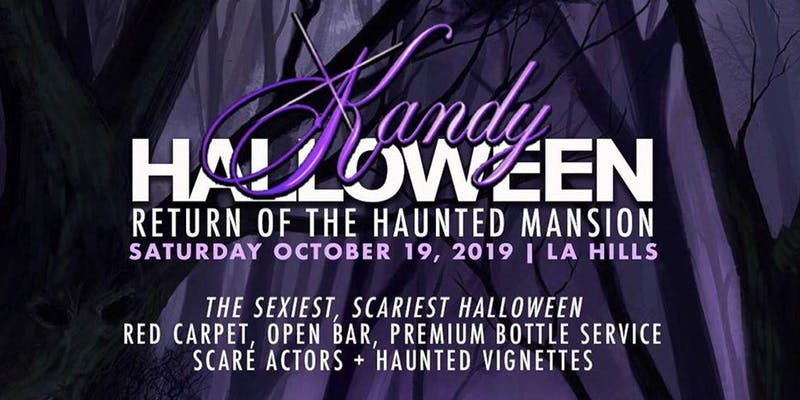 Kandy Halloween 2019 INVITATION CODE invite