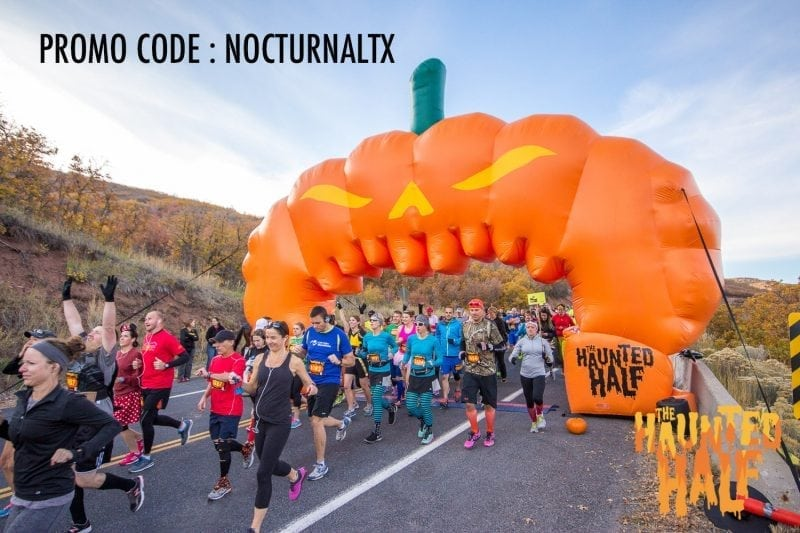 Marathons 5k austin haunted halloween 2018 haunted half austin kids 5k marathon 2018 promotional code coupon group discount facebook discount