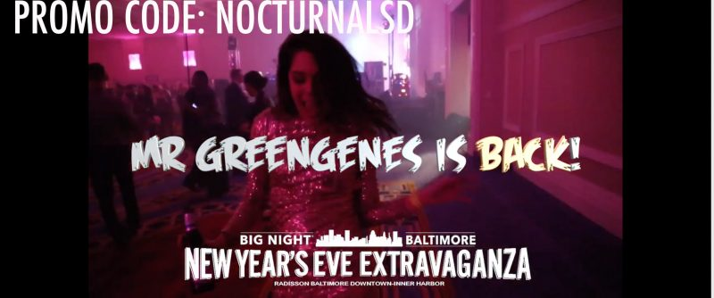 BIG NIGHT NYE BALTIMORE 2018 2019 main event vip ticket discount promotional code